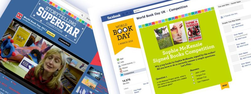 MCM2 | Digital Marketing Cheshire | world book day
