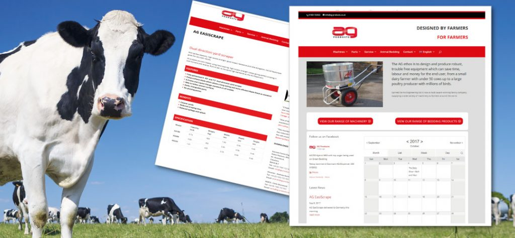 MCM2 | Marketing Agency Cheshire | AG Products Web Design