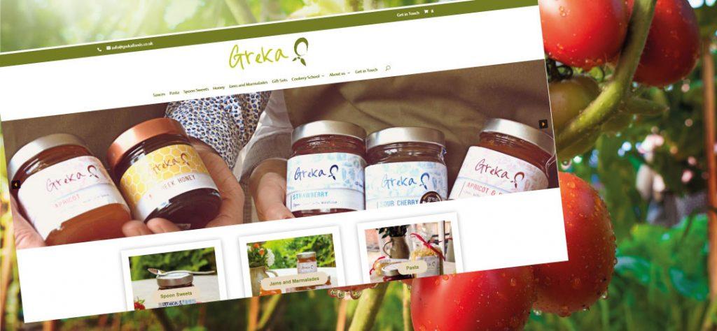 MCM2 | Digital Marketing Agency Cheshire | Greka Foods Web Development