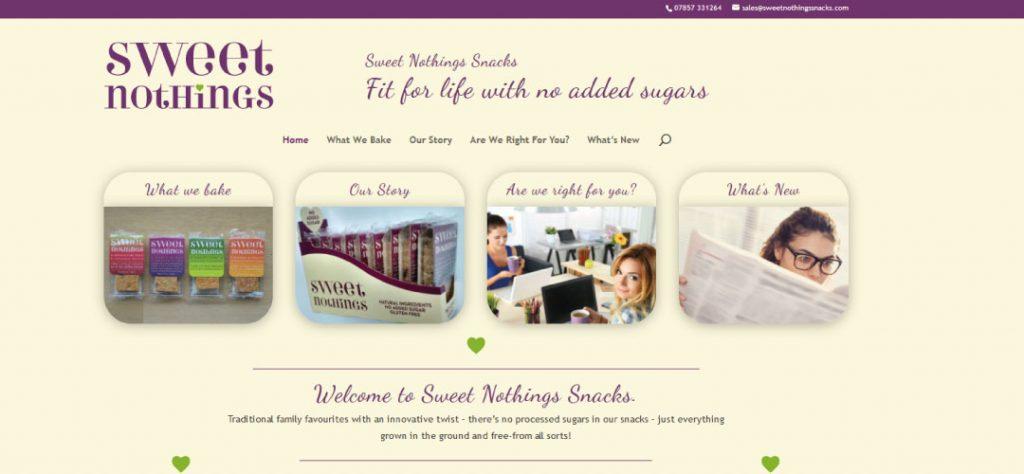 MCM2 | Digital Marketing Agency Cheshire | Sweet Nothings Website Design