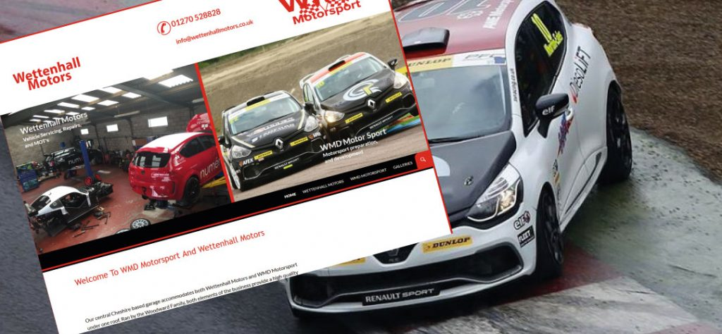 MCM2 | Digital Marketing Agency Cheshire | Wettenhall Motors Web Development